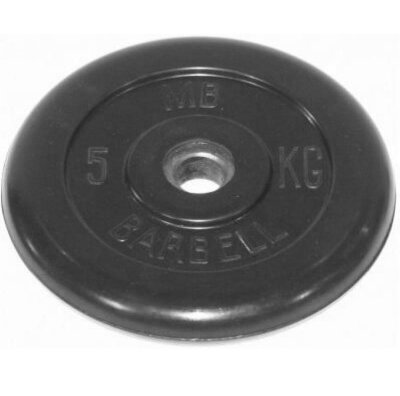 Barbell диски 5 кг 31 мм