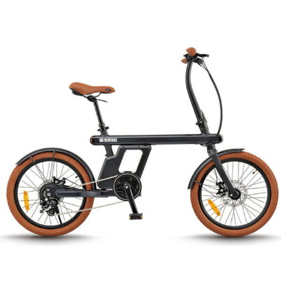 Электровелосипед 20' Bear Bike Vienna 19-20 г